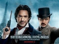 Película Juego de sombras Sherlock Holmes-Trabalibros