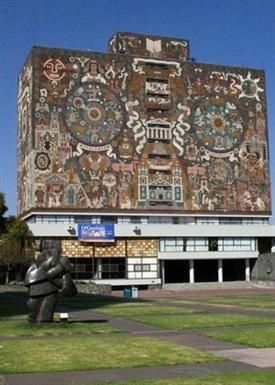 Biblioteca Central Universidad Autónoma México(10)-Trabalibros