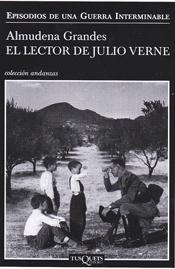 """""""El lector de Julio Verne"""", último libro de Almudena"""