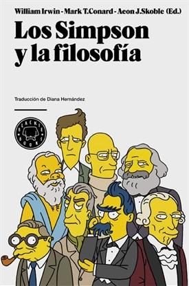 Los Simpson y la filosofía (VV.AA.)-Trabalibros