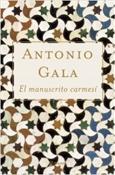 El manuscrito carmesí (Antonio Gala)-Trabalibros