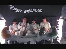 Fotograma de la Película La naranja mecánica (1)-Trabalibros