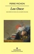 Los Once (Pierre Michon)-Trabalibros