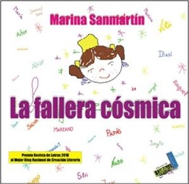 La fallera cósmica (Marina Sanmartín)-Trabalibros