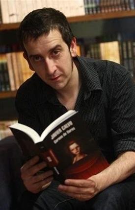 Javier Calvo-Trabalibros