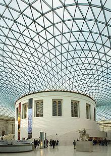 Sala de Lectura del Museo Británico de Londres (British Museum)7-Trabalibros