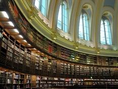 Sala de Lectura del Museo Británico de Londres (British Museum)6-Trabalibros