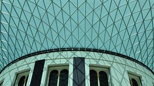 Sala de Lectura del Museo Británico de Londres (British Museum)9-Trabalibros