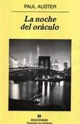 La noche del oráculo (Paul Auster)-Trabalibros
