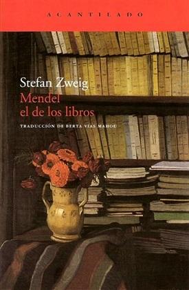 Mendel el de los libros (Stefan Zweig)-Trabalibros
