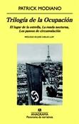 Trilogía de la ocupación (Patrick Modiano)-Trabalibros