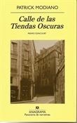 Calle de las tiendas oscuras (Patrick Modiano)-Trabalibros