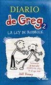 Diario de Greg 2. La ley de Rodrick (Jeff Kinney)-Trabalibros
