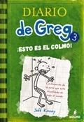Diario de Greg 3. Esto es el colmo (Jeff Kinney)-Trabalibros