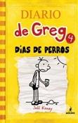 Diario de Greg 4. Días de perros (Jeff Kinney)-Trabalibros
