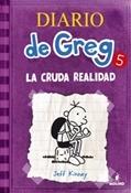 Diario de Greg 5. La cruda realidad (Jeff Kinney)-Trabalibros
