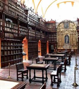 Biblioteca Palafoxiana Puebla México (10)-Trabalibros