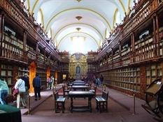 Biblioteca Palafoxiana Puebla México-Trabalibros