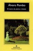 El metro de platino iridiado (Álvaro Pombo)-Trabalibros