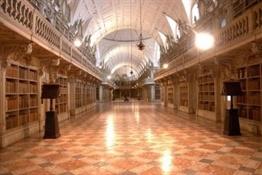 Biblioteca del Palacio Nacional de Mafra (Portugal)4-Trabalibros