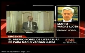 Vargas Llosa Premio Nobel-Trabalibros