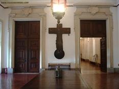 Biblioteca del Palacio Nacional de Mafra (Portugal)-Trabalibros