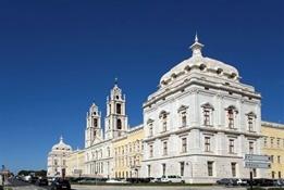 Palacio Nacional de Mafra (Portugal)-Trabalibros