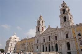Palacio Nacional de Mafra 2 (Portugal)-Trabalibros