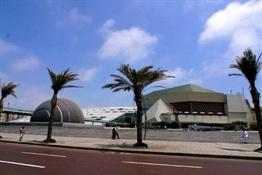 Nueva Biblioteca de Alejandría Egipto (1)-Trabalibros