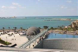Nueva Biblioteca de Alejandría Egipto (3)-Trabalibros