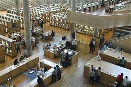 Nueva Biblioteca de Alejandría Egipto (7)-Trabalibros