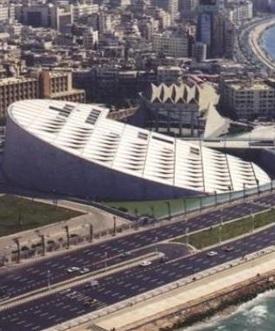 Nueva Biblioteca de Alejandría Egipto (10)-Trabalibros