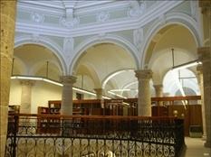 Biblioteca pública Valencia calle Hospital(6)-Trabalibros