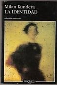 La identidad (Milan Kundera)-Trabalibros