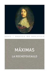 Máximas (La Rouchefoucauld)-Trabalibros