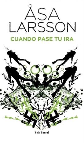 Cuando pase tu ira (Asa Larsson)-Trabalibros