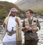 Película La pesca de salmón en Yemen (2)-Trabalibros