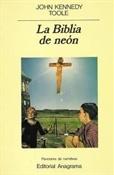 La biblia de neón (John Kennedy Toole)-Trabalibros