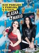 Alaska y Mario reallity show MTV-Trabalibros