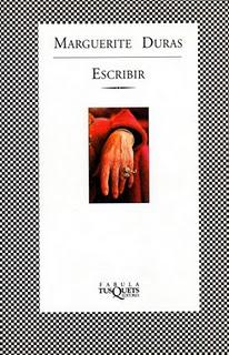 Escribir (Marguerite Duras)-Trabalibros