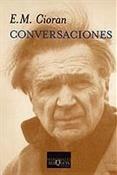 Conversaciones (E. M. Cioran)-Trabalibros