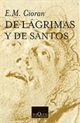 De lágrimas y de santos (E. M. Cioran)-Trabalibros