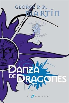 Canción de hielo y fuego 5. Danza de dragones (George R. R. Martin)-Trabalibros