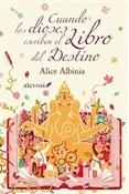 Cuando los dioses escriben el libro del destino (Alice Albinia)-Trabalibros