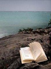 libros playa mar verano-Trabalibros