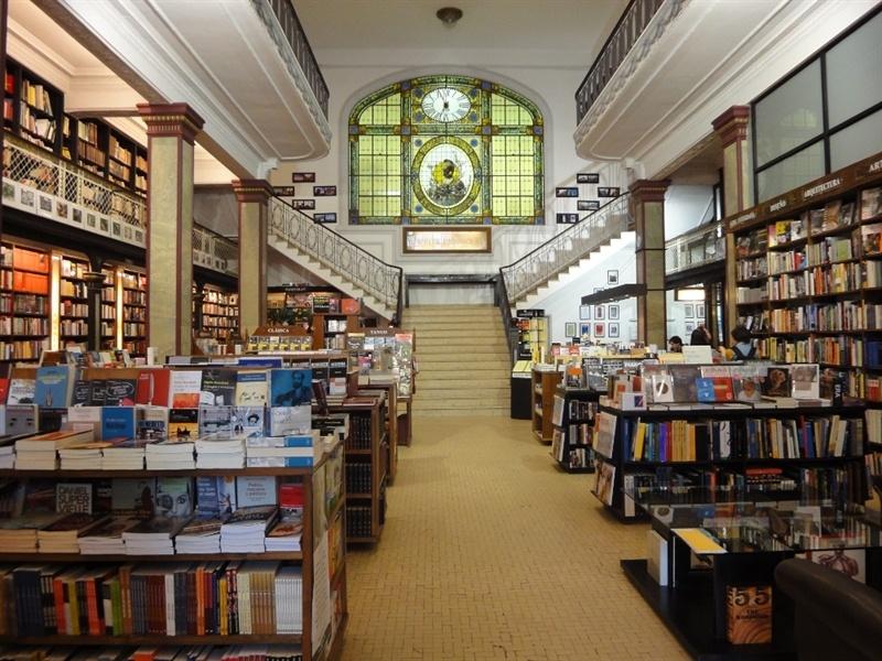 10 librerías imperdibles del mundo