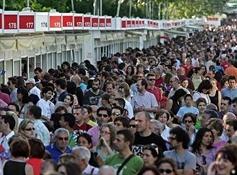 Feria del libro de Madrid de 2012-Trabalibros
