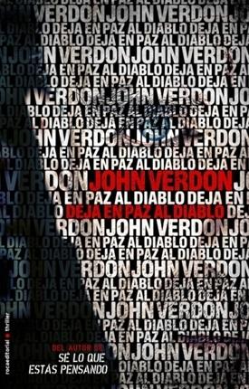 Deja en paz al diablo (John Verdon)-Trabalibros