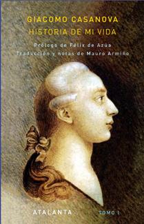 Historia de mi vida (Giacomo Casanova)-Trabalibros