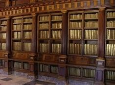 Real Biblioteca del Monasterio del Escorial (Madrid) 6-Trabalibros